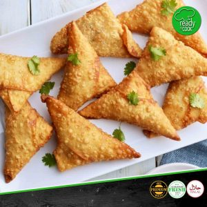 Mutton samosa pack of 6 ea x 2