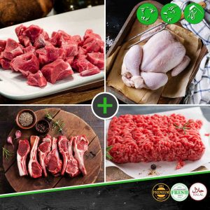 basic meat box by meatonclick
