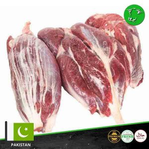 PAKISTANI-BEEF-BONELESS SHIN-SHANKS-FRESH MEAT ONLINE-MEATONCLICK.COM
