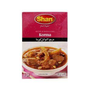 BUY SHAN KORMA MIX AT MEATONCLICK.COM