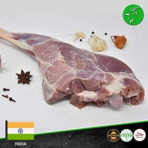 INDIAN-FRESH-MUTTON-LEG-MEATONCLICK
