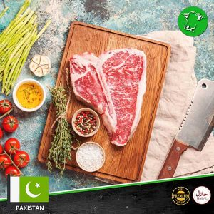 ORDER T-BONE STEAK ONLINE AT MEATONCLICK.COM