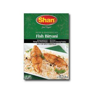 Shan Fish Biryani buy online at meatonclick.com