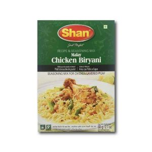 Buy Shan Malay Chicken Biryani online at Meatonclick.com