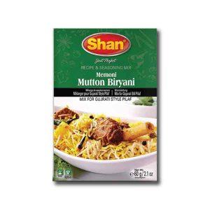 Buy Shan Memoni Mutton Biryani at meatonclick.com