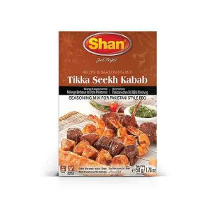 Order Shan Tikka Seekh Kabab online at meatonclick.com