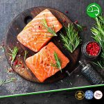 salmon fish fillet meatonclick
