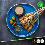 Order Chicken pepper satay online at meatonclick.com