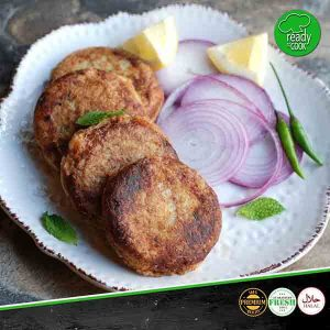 order fresh chicken shami kabab online at meatonclick.com