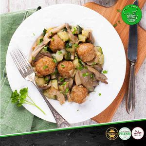 order ready to cook chicken kofta or chicken meatballs online at meatonclick.com, Fresh meat and chicken online