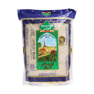 Mehran Long Grain Super Basmati Rice 5kg