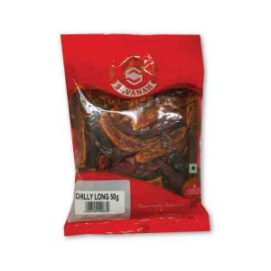 Savanah Dried Chilli Long