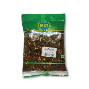 MKT Crushed Chilli 75 Gms meatonclick