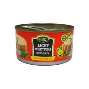 Virginia Light Meat Tuna in Sunflower Oil