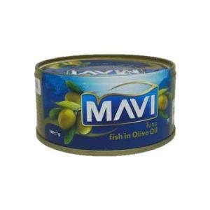 mavi tuna in olive oil