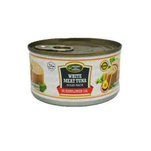 Virginia White Meat Tuna in Sunflower Oil