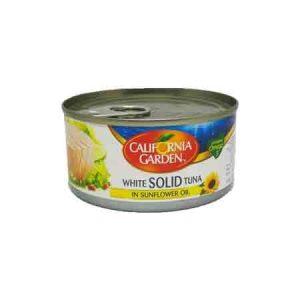 California Garden White Solid Tuna in Sunflower Oil