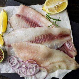 white fish fillet 2.5 Kg