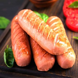 frozen chicken franks sausage 340 grams at meatonclick