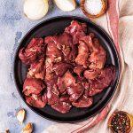Frozen Chicken Liver 450 Grams