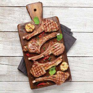 tandoori mutton chops
